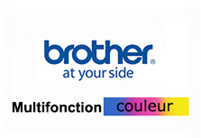 Brother multifonction couleur