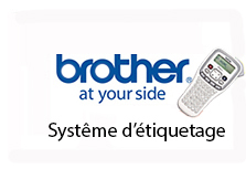 Brother étiqueteuse