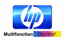 HP multifonction couleur