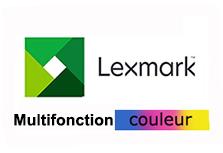 Lexmark Multifonction couleur